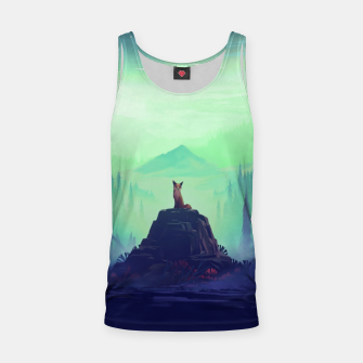 Fantasy Fox Tank Top miniature
