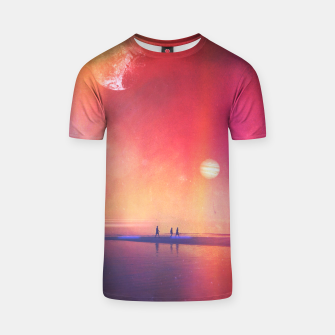 Thumbnail image of Summer's In the Air T-shirt, Live Heroes