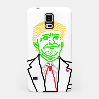 Thumbnail image of Trump vert Samsung Case, Live Heroes