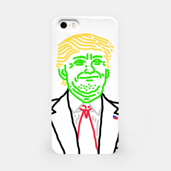 Trump vert iPhone Case thumbnail image