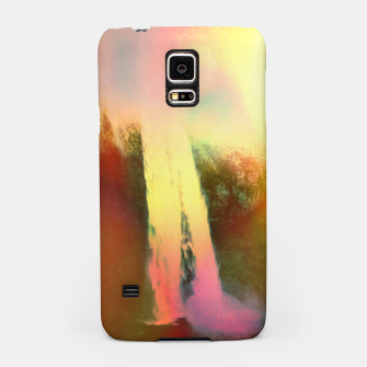 Miniatur Honey Waterfall Samsung Case, Live Heroes