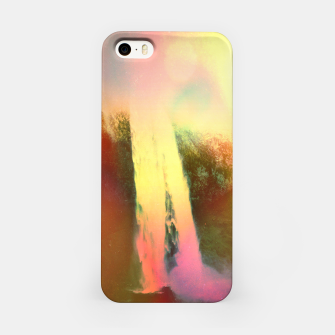 Miniatur Honey Waterfall iPhone Case, Live Heroes