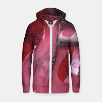 Thumbnail image of In the pink world  Zip up hoodie, Live Heroes