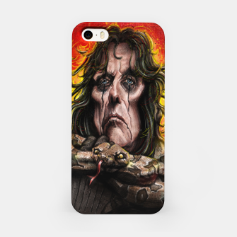 Thumbnail image of Alice Cooper iPhone Case, Live Heroes