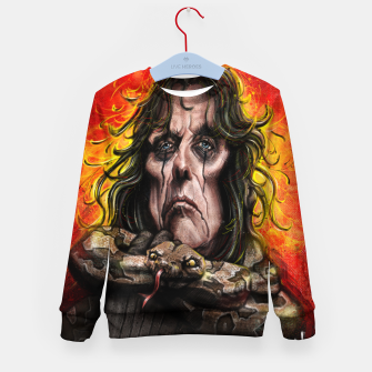 Thumbnail image of Alice Cooper Kid's sweater, Live Heroes