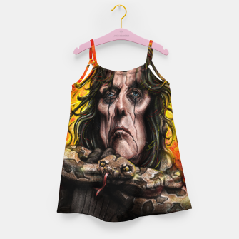 Thumbnail image of Alice Cooper Girl's dress, Live Heroes