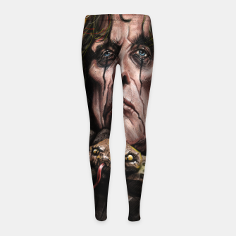 Alice Cooper Girl's leggings thumbnail image