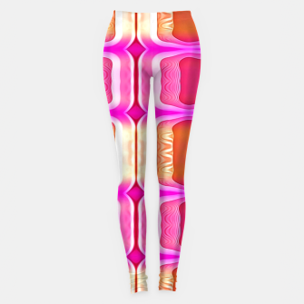 Miniature de image de Watercolor Hebi Leggings, Live Heroes