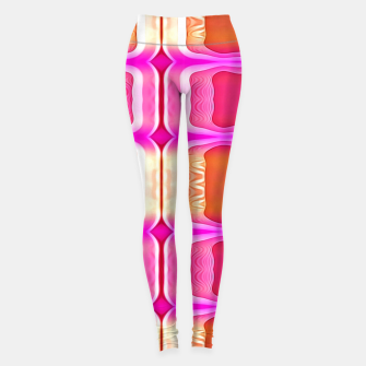 Watercolor Hebi Leggings miniature