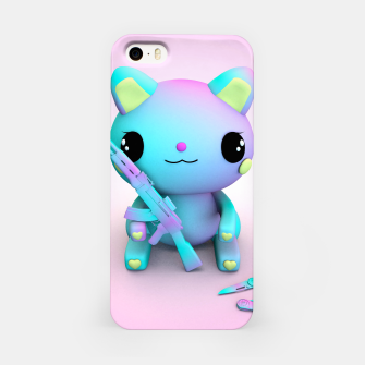 Thumbnail image of Pastel Kitty iPhone Case, Live Heroes