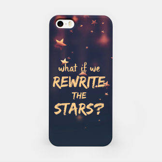 Miniatur Rewrite the Stars iPhone Case, Live Heroes