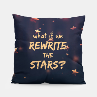 Miniatur Rewrite the Stars Pillow, Live Heroes