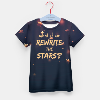Miniatur Rewrite the Stars T-Shirt, Live Heroes
