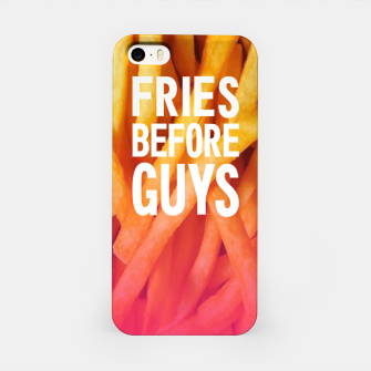 Miniatur Fries iPhone Case, Live Heroes