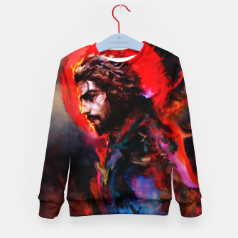 Thumbnail image of musashi Kid's sweater, Live Heroes