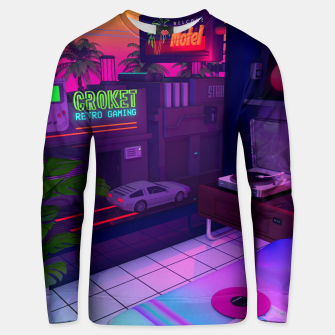 Thumbnail image of Room 84 Unisex sweater, Live Heroes