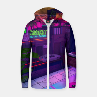 Room 84 Zip up hoodie thumbnail image