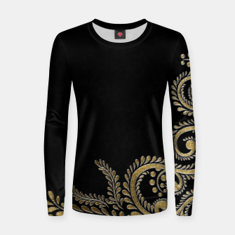 Thumbnail image of ORNAMENT Women sweater, Live Heroes