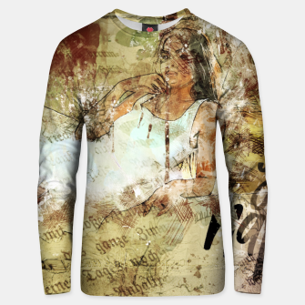 Thumbnail image of IRRESISTIBLE Unisex sweater, Live Heroes