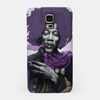 Thumbnail image of Jimi Hendrix Samsung Case, Live Heroes