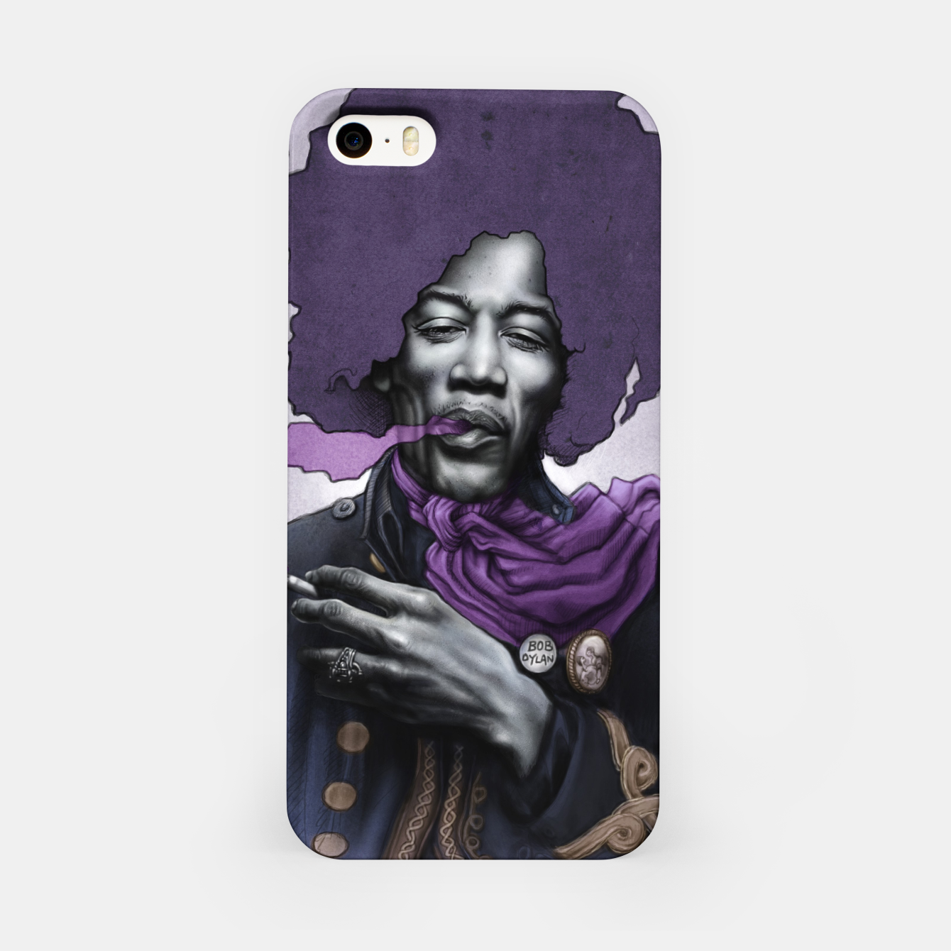 Image of Jimi Hendrix iPhone Case - Live Heroes
