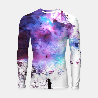 Imagen en miniatura de Purple and Blue abstract Longsleeve rashguard, Live Heroes