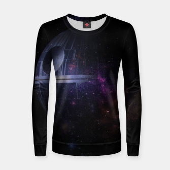 Thumbnail image of No Moon Women sweater, Live Heroes