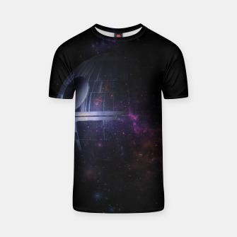 Thumbnail image of No Moon T-shirt, Live Heroes