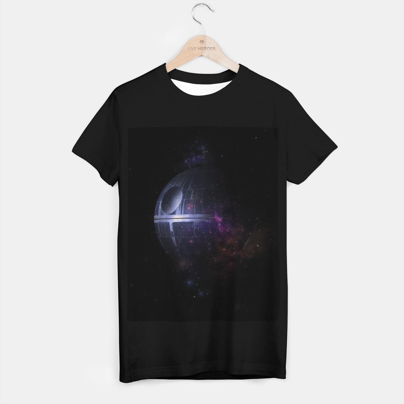 Image of No Moon T-shirt regular - Live Heroes