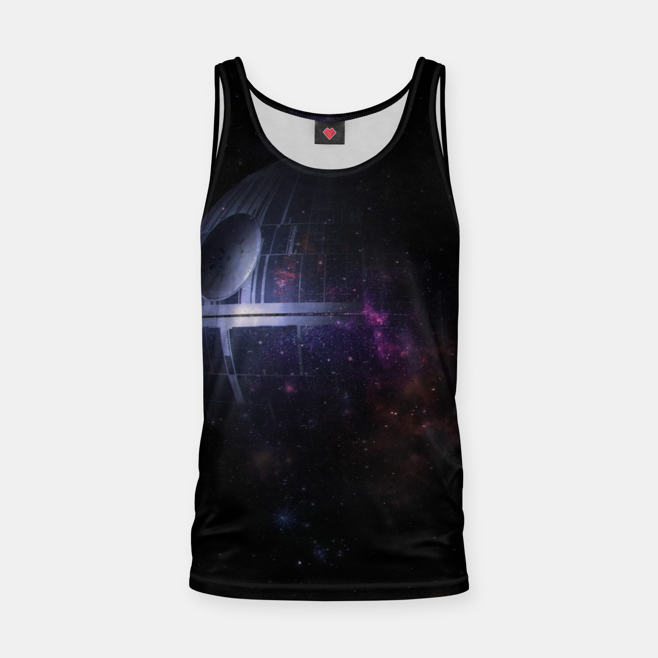 Image of No Moon Tank Top - Live Heroes