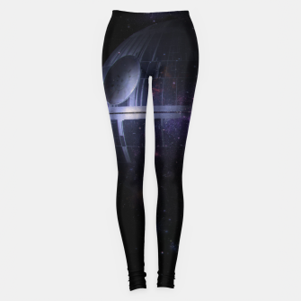 Miniaturka No Moon Leggings, Live Heroes