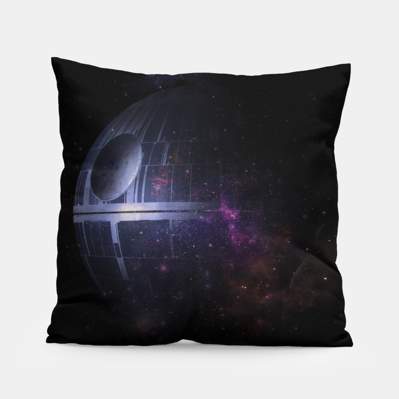 Image of No Moon Pillow - Live Heroes