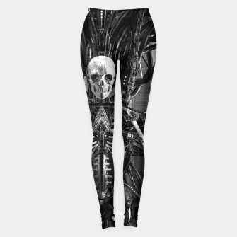 The Quantum Reaper Leggings thumbnail image