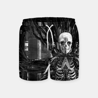 The Quantum Reaper Swim Shorts thumbnail image