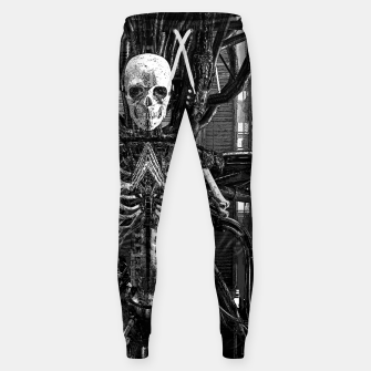 Thumbnail image of The Quantum Reaper Sweatpants, Live Heroes