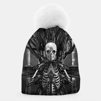 Thumbnail image of The Quantum Reaper Beanie, Live Heroes