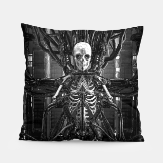 The Quantum Reaper Pillow thumbnail image