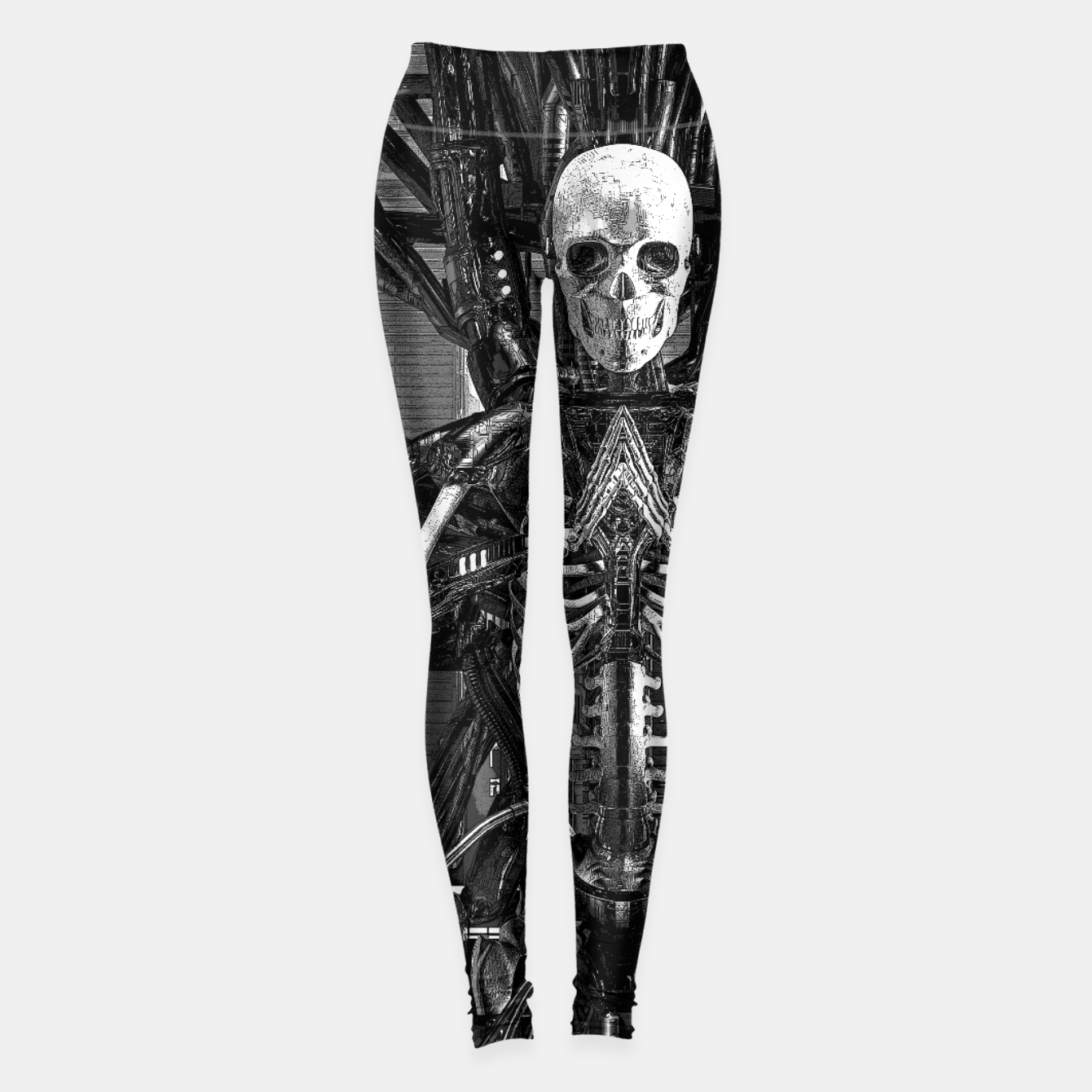 Image of The Quantum Reaper Leggings - Live Heroes