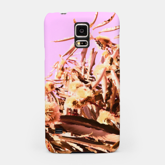 Thumbnail image of Chestnut Tree Impressions on purple Samsung Case, Live Heroes