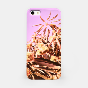 Thumbnail image of Chestnut Tree Impressions on purple iPhone Case, Live Heroes