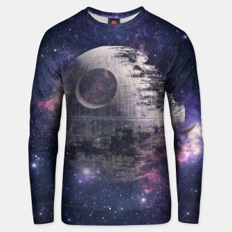 Thumbnail image of Fully Operational Unisex sweater, Live Heroes