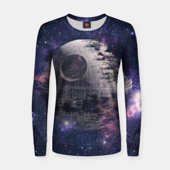 Thumbnail image of Fully Operational Women sweater, Live Heroes
