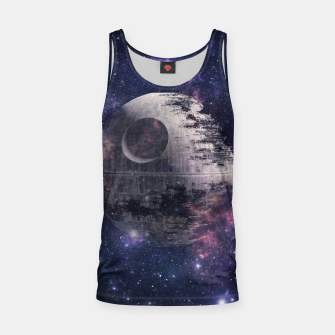 Miniatur Fully Operational Tank Top, Live Heroes