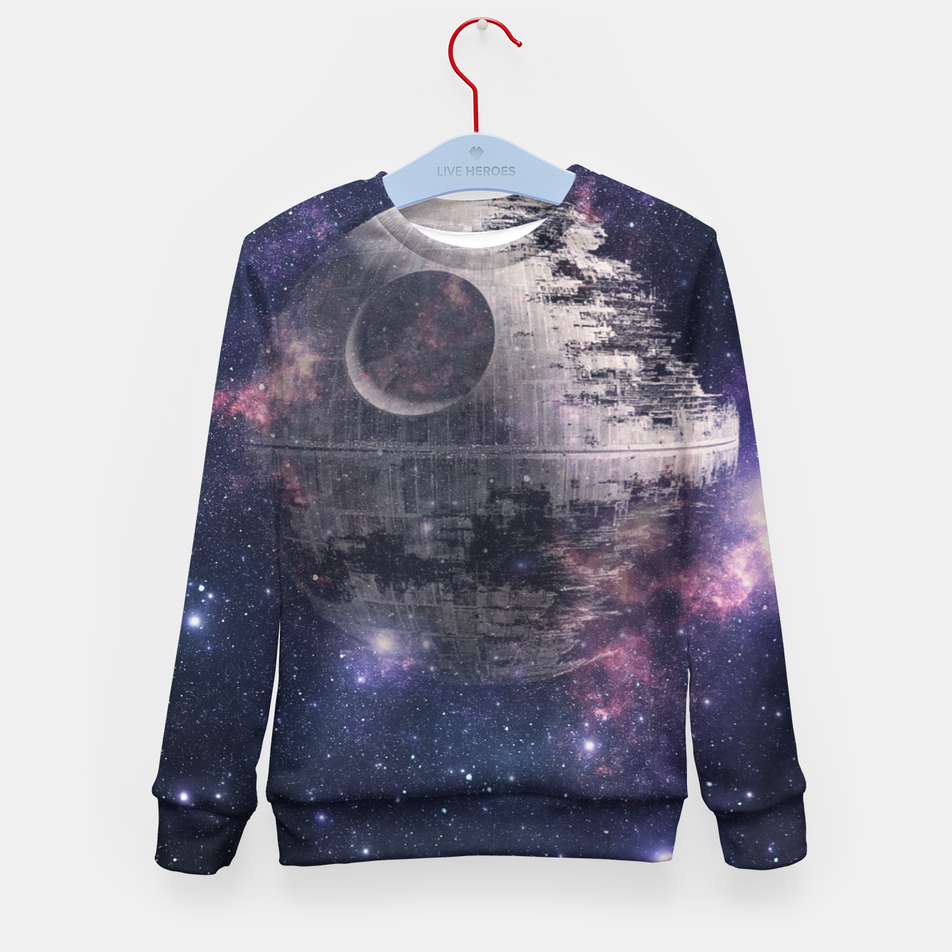 Image de Fully Operational Kid's sweater - Live Heroes
