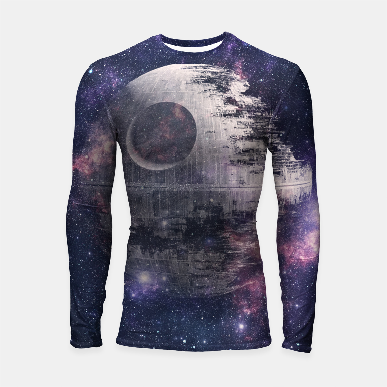 Image of Fully Operational Longsleeve rashguard  - Live Heroes