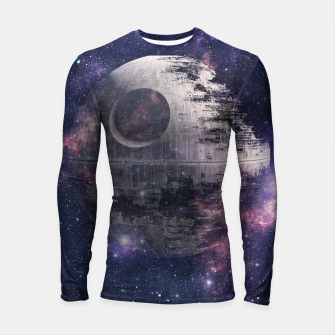 Thumbnail image of Fully Operational Longsleeve rashguard , Live Heroes