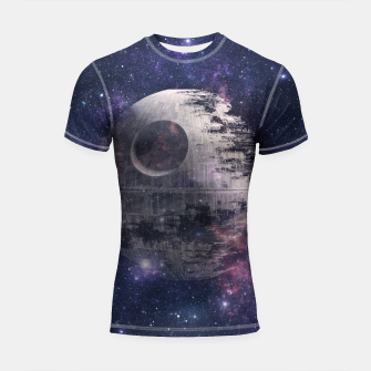 Thumbnail image of Fully Operational Shortsleeve rashguard, Live Heroes