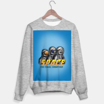 Thumbnail image of Dude's Sweater regular, Live Heroes