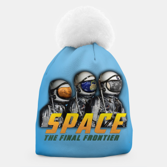 Thumbnail image of Dude's Beanie, Live Heroes