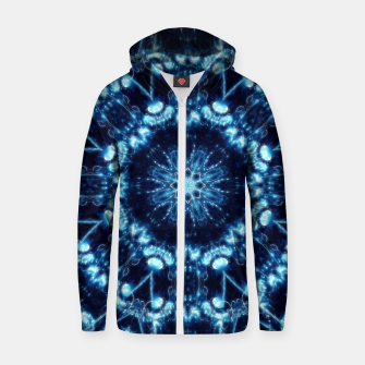 Thumbnail image of Flake Zip up hoodie, Live Heroes